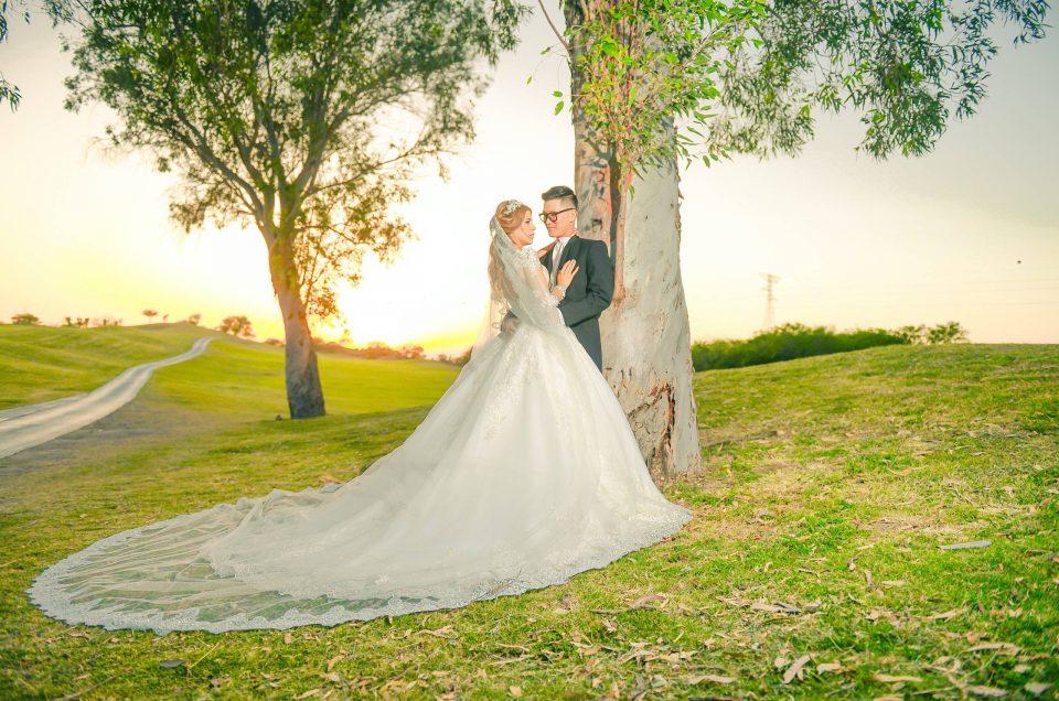 ¿Cómo elegir el vestido ideal para tu boda?